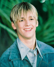 This is an image of 250580 Aaron Carter Photograph & Poster