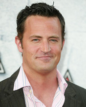 This is an image of 262369 Matthew Perry Photograph & Poster
