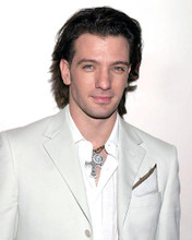 This is an image of 258954 J C Chasez Photograph & Poster