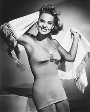 This is an image of 174754 Lola Albright Photograph & Poster