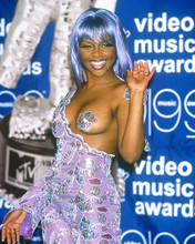 This is an image of 260105 Lil' Kim Photograph & Poster