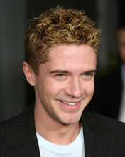 This is an image of 270641 Topher Grace Photograph & Poster