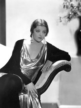 This is an image of 186645 Myrna Loy Photograph & Poster