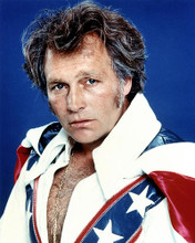 This is an image of 275629 Evel Knievel Photograph & Poster