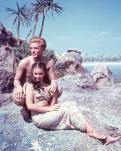 This is an image of 278235 The Blue Lagoon Photograph & Poster