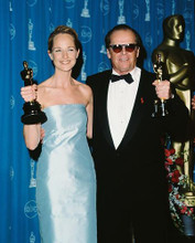 This is an image of 230868 Helan Hunt & Jack Nicholson Photograph & Poster