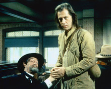 This is an image of 253980 David Carradine & John Carradine Photograph & Poster
