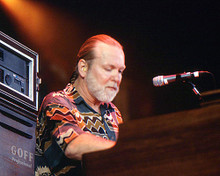 This is an image of 277322 Gregg Allman Photograph & Poster
