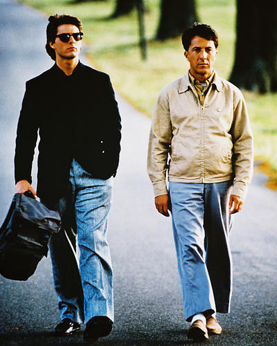 This is an image of 211414 Rain Man Photograph & Poster