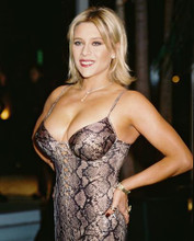 This is an image of 229015 Samantha Fox Photograph & Poster