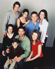 This is an image of 240143 Party of Five Photograph & Poster