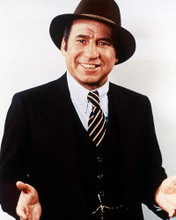This is an image of 241181 Mel Brooks Photograph & Poster