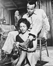 This is an image of 170526 Harry Belafonte & Dorothy Dandridge Photograph & Poster