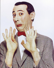This is an image of 243671 Pee Wee Herman Photograph & Poster