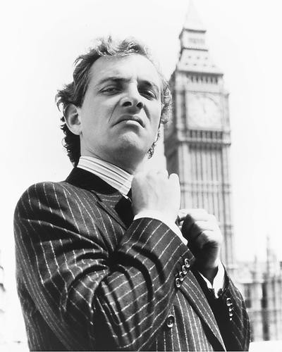This is an image of 170741 Rik Mayall Photograph & Poster