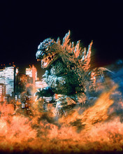 This is an image of 246442 Godzilla Photograph & Poster