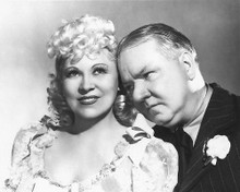 This is an image of 171342 Mae West & W.C. Fields Photograph & Poster