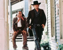 This is an image of 242493 Jackie Chan & Owen Wilson Photograph & Poster