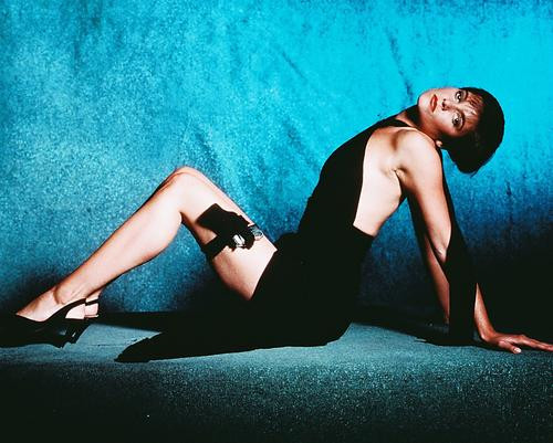This is an image of 243030 Carey Lowell Photograph & Poster