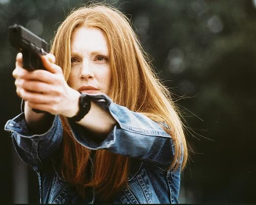 This is an image of 246129 Julianne Moore Photograph & Poster