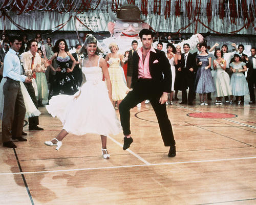 This is an image of 248504 Grease Photograph & Poster
