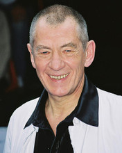 This is an image of 255993 Ian McKellan Photograph & Poster