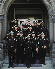 This is an image of 256531 Police Academy Photograph & Poster