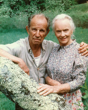 This is an image of 257710 Jessica Tandy & Hume Cronyn Photograph & Poster