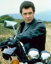 This is an image of 259343 Lewis Collins Photograph & Poster