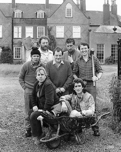 This is an image of 178369 Auf Wiedersehen Pet Photograph & Poster