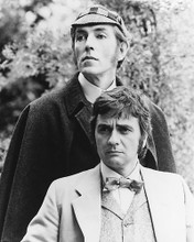 This is an image of 178399 Peter Cook and Dudley Moore Photograph & Poster