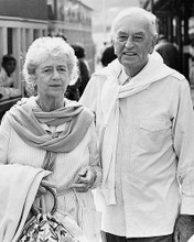 This is an image of 178477 Peggy Ashcroft & David Lean Photograph & Poster