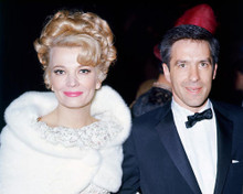 This is an image of 252310 John Cassavetes & Gena Rowlands Photograph & Poster
