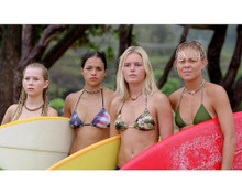 This is an image of 253217 Kate Bosworth & Michelle Rodriguez Photograph & Poster