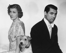 This is an image of 172306 Cary Grant & Irene Dunne Photograph & Poster
