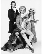 This is an image of 178784 Blackadder the Third Photograph & Poster