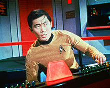 This is an image of 267153 George Takei Photograph & Poster