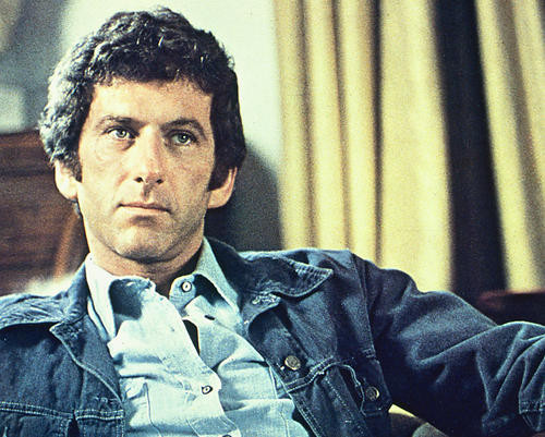 This is an image of 267459 Barry Newman Photograph & Poster