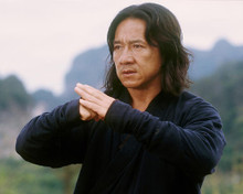 This is an image of 269578 Jackie Chan Photograph & Poster