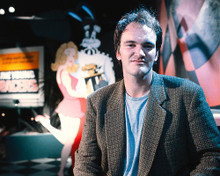 This is an image of 269872 Quentin Tarantino Photograph & Poster