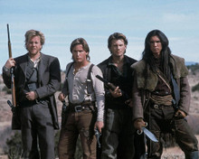 This is an image of 269969 Young Guns Ii Photograph & Poster