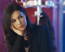 This is an image of 270789 Monica Bellucci Photograph & Poster