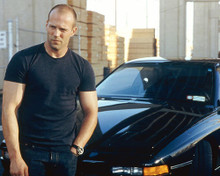 This is an image of 271325 Jason Statham Photograph & Poster