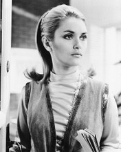 This is an image of 186443 Barbara Bouchet Photograph & Poster