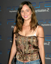This is an image of 270942 Eliza Dushku Photograph & Poster
