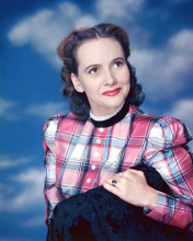 This is an image of 271873 Teresa Wright Photograph & Poster
