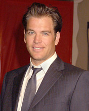 This is an image of 271843 Michael Weatherly Photograph & Poster