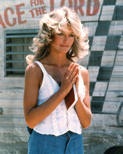 This is an image of 272044 Farrah Fawcett Photograph & Poster