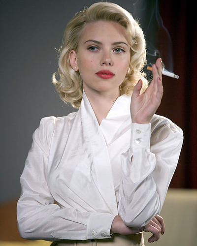 This is an image of 272725 Scarlett Johansson Photograph & Poster