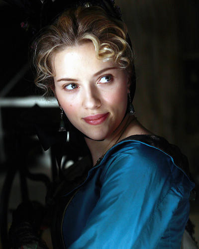 This is an image of 273201 Scarlett Johansson Photograph & Poster